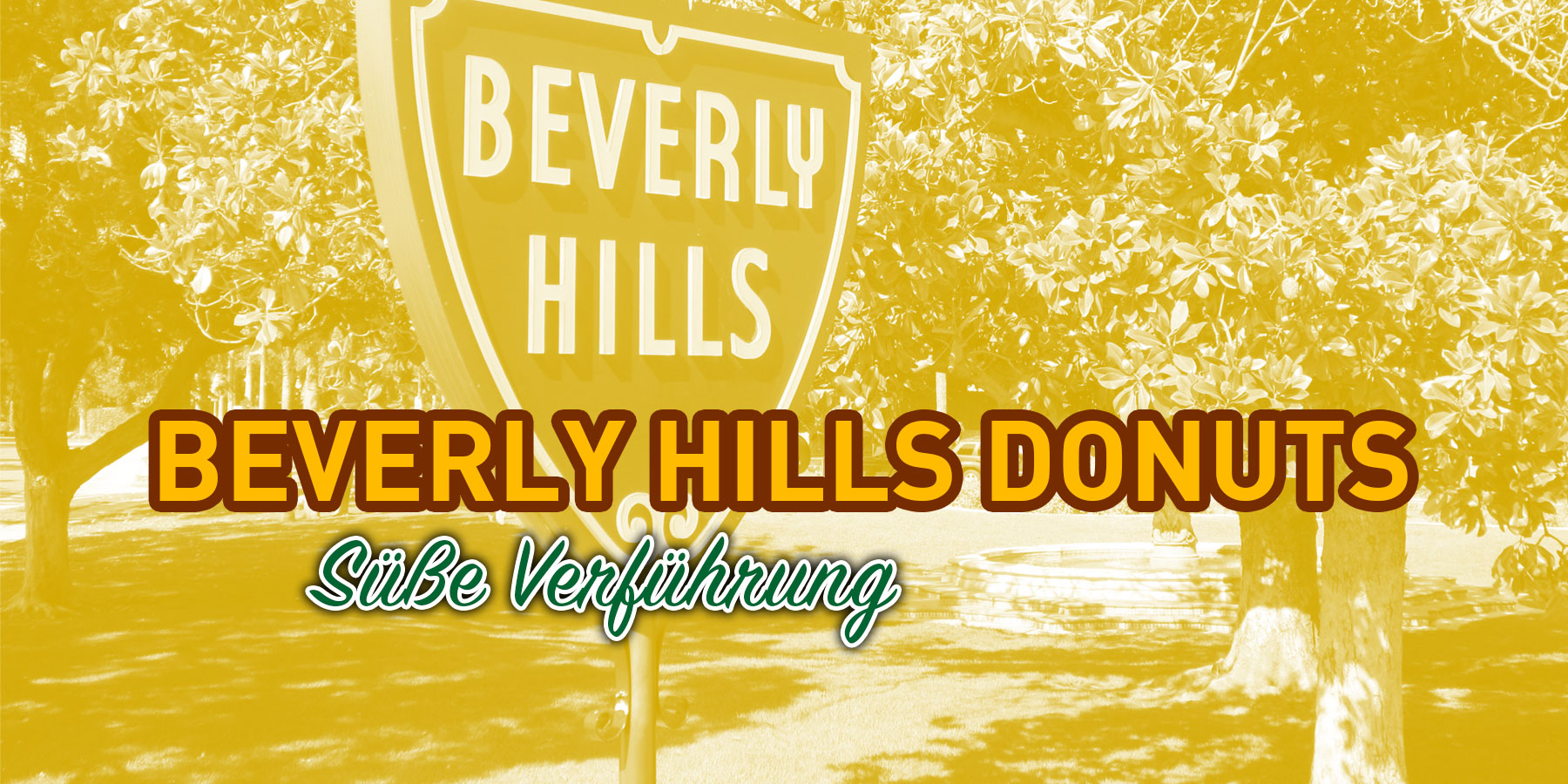 Beverly Hills Donuts